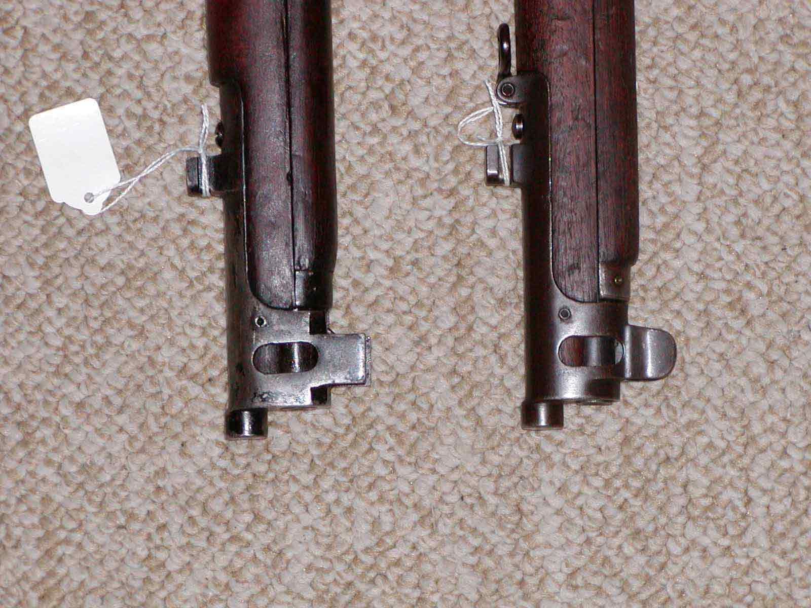 ISHAPORE RIFLE PARTS